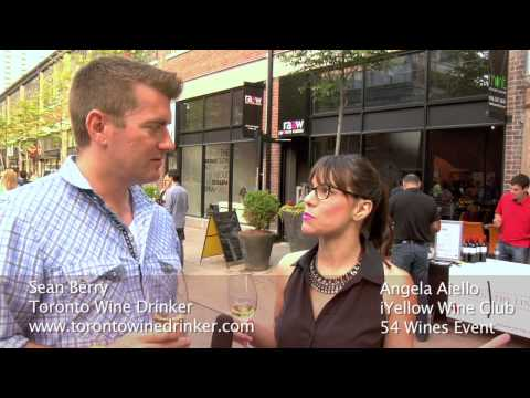 Toronto Wine Drinker | Angela Aiello | 54 Wines Event Wrap-Up Interview
