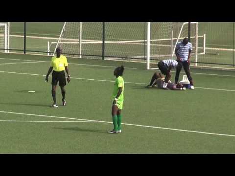 Ghana Premier League - Full Match Wafa SC  Vs Dreams FC.