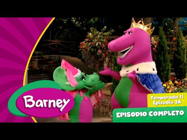 A 25 años del lanzamiento de Barney, su actor ahora tiene un negocio ...
