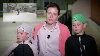 Летние сборы по фигурному катанию c А. Рябинин | Figure skating summer camp