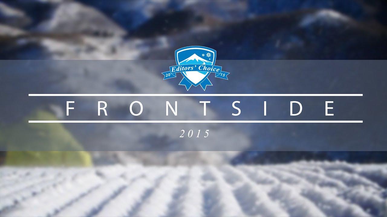 2015 Best Women's Frontside Skis