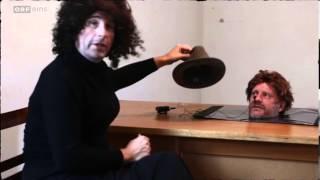 """Stermann & Grissemann - """"Kopf hoch!"""" in 'Willkommen Österreich' (2012.10.30)"""