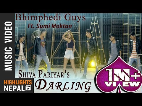 Darling || Shiva Pariyar Ft Bhimphedi Guys & Sumi Moktan | New Nepali Official Song 2018