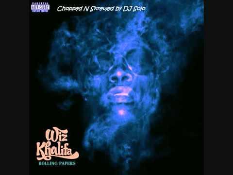 Wiz Khalifa - Hopes and Dreams(Chopped N Skrewed)