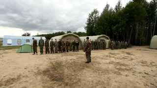 Военно полевой лагерь 2015