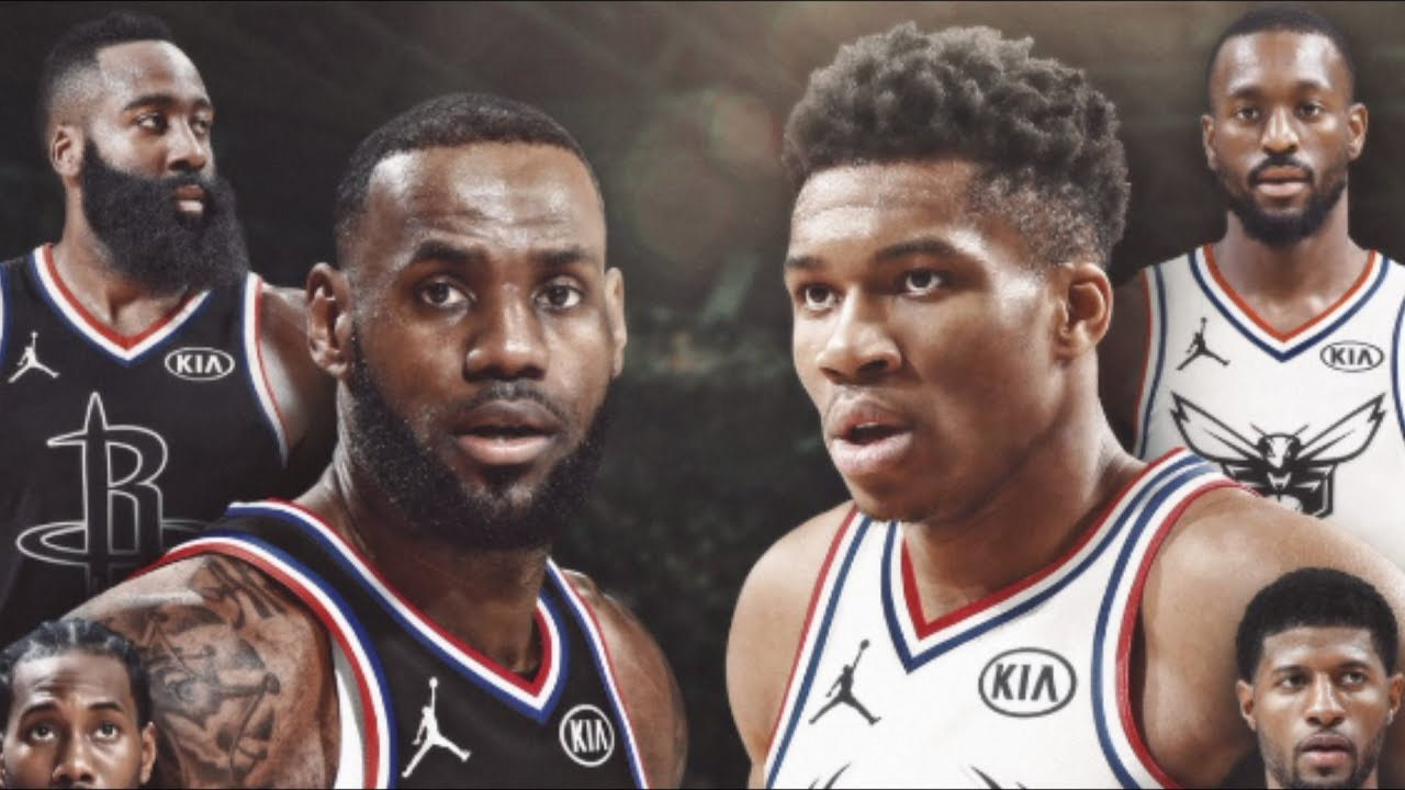 NBA All-Star Draft Results! Team LeBron vs Giannis! 2018-19 Season