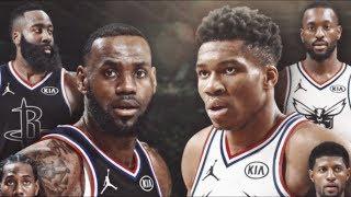 NBA All-Star Draft Results! Team LeBron vs Giannis! 2018-19 Season