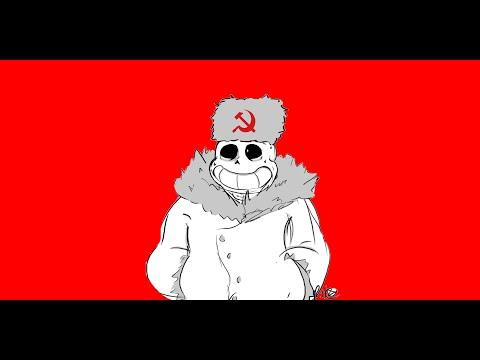 Russian Sans [RussianTale AU Comic Dub]
