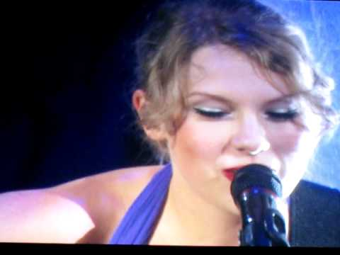 Taylor Swift - Cowboy Take Me Away (Cover) - NJ - 7/23/11