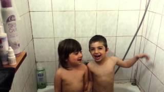 Singing in the Bath Feb 11, 2014