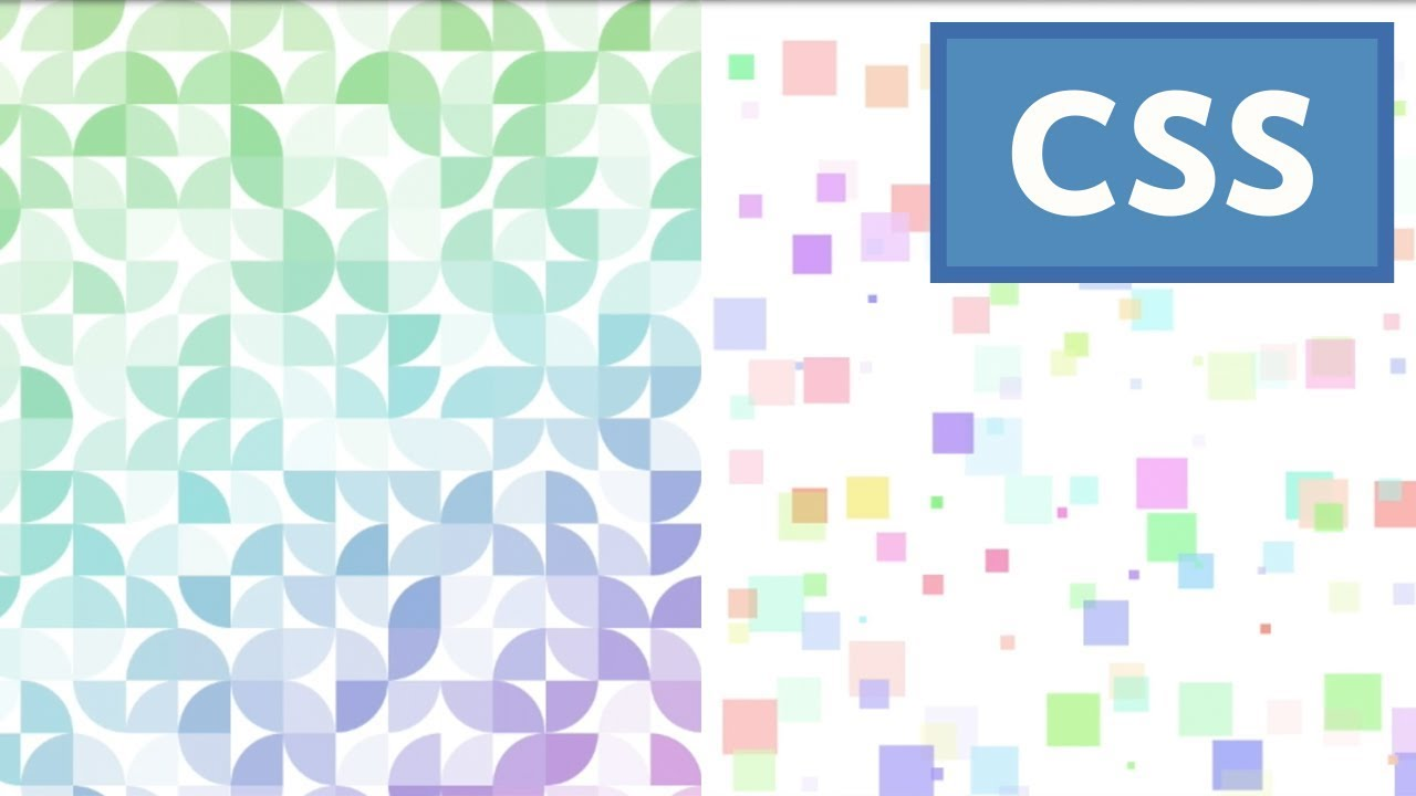 How to Draw Patterns with CSS Using CSS Doodle