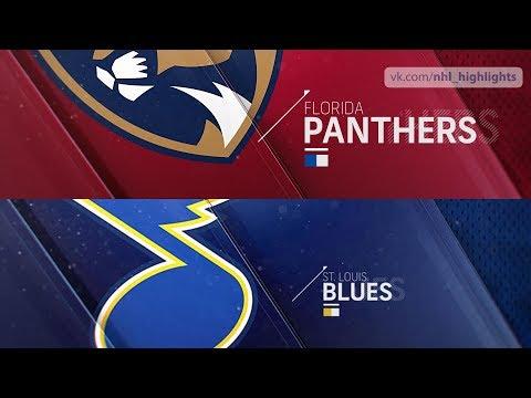 Florida Panthers Vs St. Louis Blues Mar 9, 2020 HIGHLIGHTS HD