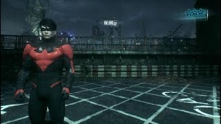 BATMAN ARKHAM KNIGHT how to free roam as NIGHTWING!!! (NOT PATCHED)