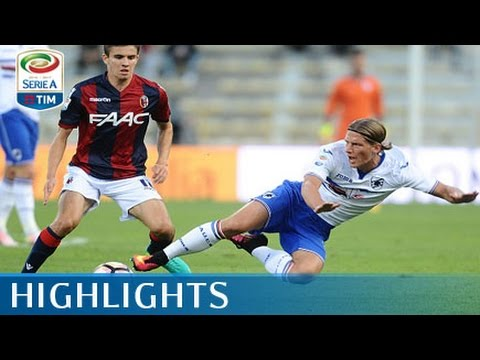 Bologna - Sampdoria - 2-0 - Highlights - Giornata 5 - Serie A TIM 2016/17