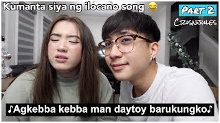 Baixar PART 2 | SPEAKING ONLY ILOCANO TO MY CANADIAN GIRLFRIEND FOR 24 HOURS!!!! ***TAGALOG SUBTITLE***