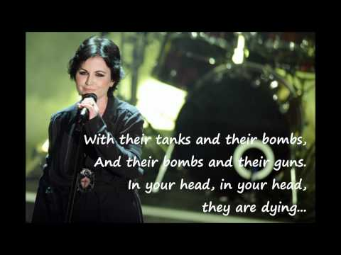 The Cranberries - ZOMBIE + lyrics