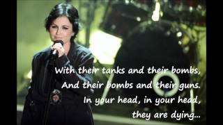 The Cranberries - ZOMBIE + lyrics