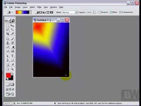 Lớp photoshop-Tạo nền nghệ thuật http://HocPhotoshop.Com