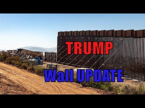 A look at TRUMP's BORDER Wall - UPDATE 2019 PART 7