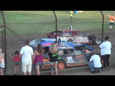 Bob Larson Memorial Tribute Lafayette County Speedway 9/15/18