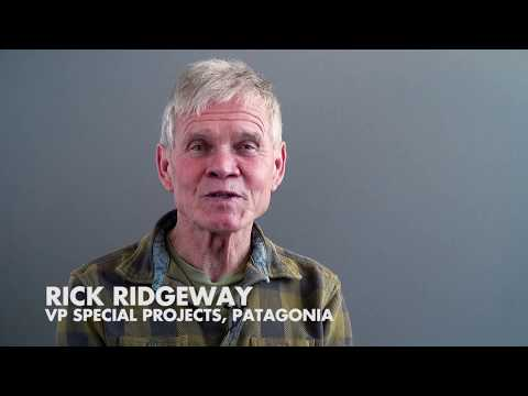 Ideas Made to Matter: Patagonia Vice President Rick Ridgeway