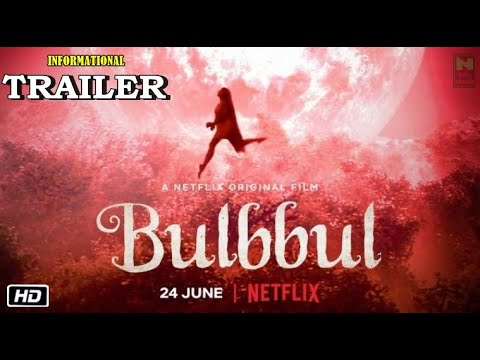 Bulbbul Official Trailer | Out Soon | Anushka Sharma | Rahul Boss | Paoli Dam | Bulbul Movie Trailer