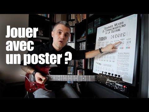 vlog#20 Jouer avec un poster
