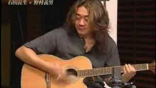 Blues Key=A 野村義男 vs 石田長生.