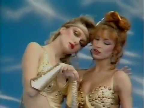 Hot Gossip - Naughty Bits Video (1982)
