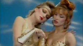 Hot Gossip - Naughty Bits Video (1982)