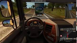 Sofer pe tir, calatorim prin lume :) Euro truck