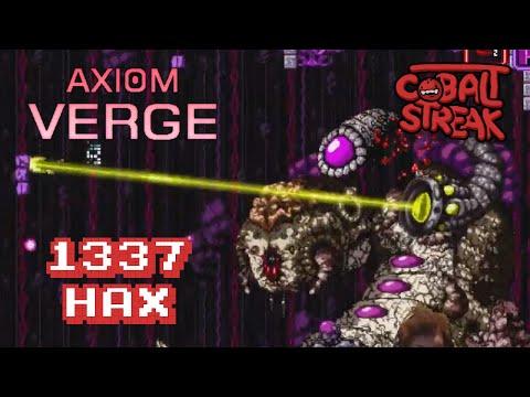 Axiom Verge! #03 - 1337 Hax! - Cobalt Streak