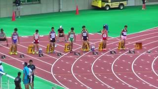H29年度 学校総合 埼玉県大会 中学2年男子100m決勝 thumbnail