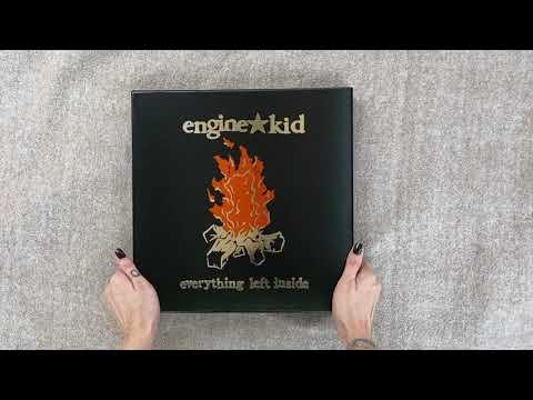 "Engine Kid ""Everything Left Inside"" Unboxing"