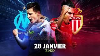 Bande Annonce Olympique de Marseille / AS Monaco - OM / ASM [Ligue 1 Conforama 2017-18]