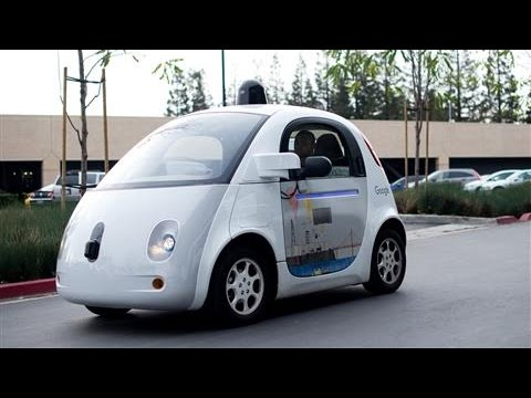 Google Parent Launches New Driverless-Car Company