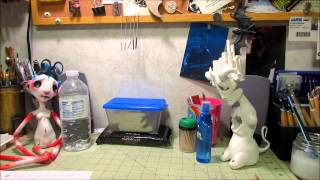 Paper Clay Sculpting: Getting Started & What to Expect