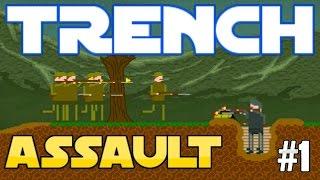 Porn Wars | Trench Assault #1