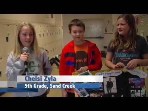 2016 Jeff Hephner Visits Sand Creek