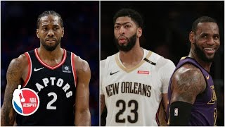How can Lakers use their cap space to surround LeBron and AD with talent? | 2019 NBA Free Agency