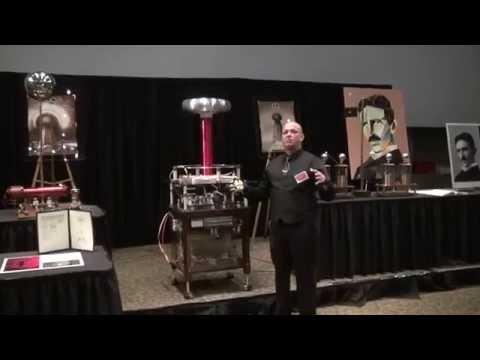 Nikola Tesla Exhibit 2012