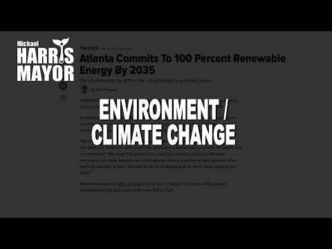 "Michael Harris for Mayor of Seattle 2017: ""Environment/Climate Change"""