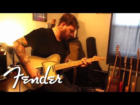 Against Me Demo FSR Fender Antigua Tele & P Bass | Fender