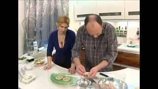 Кухня на шпильках в гостях шеф-повар Илья Лазерсон