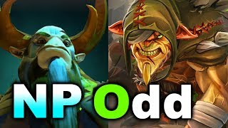 NP vs ODD - 110 Min with Rapiers! - NA TI7 Quals DOTA 2