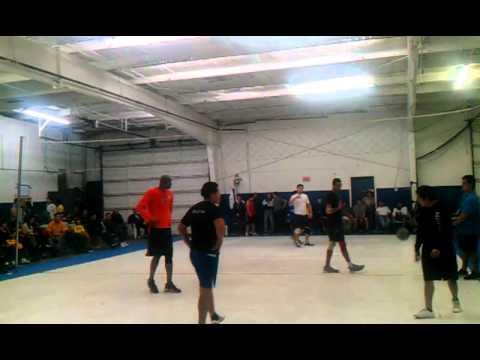 Ecuavolley Negro Marco vs Negro Mercado January 12