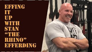 The Wenning Strength Podcast Episode 8: Effing It Up With Stan Efferding