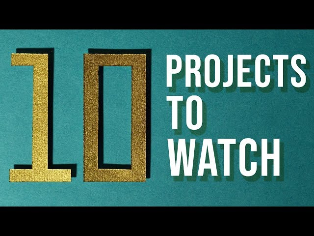 10 Projects To Watch In A HOT Market!