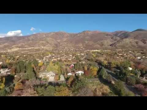 Drone Flying in Kaysville Utah.