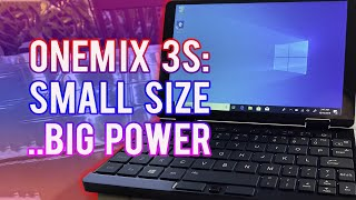 One Netbook OneMix 3S Yoga: Small Size.. Big power!